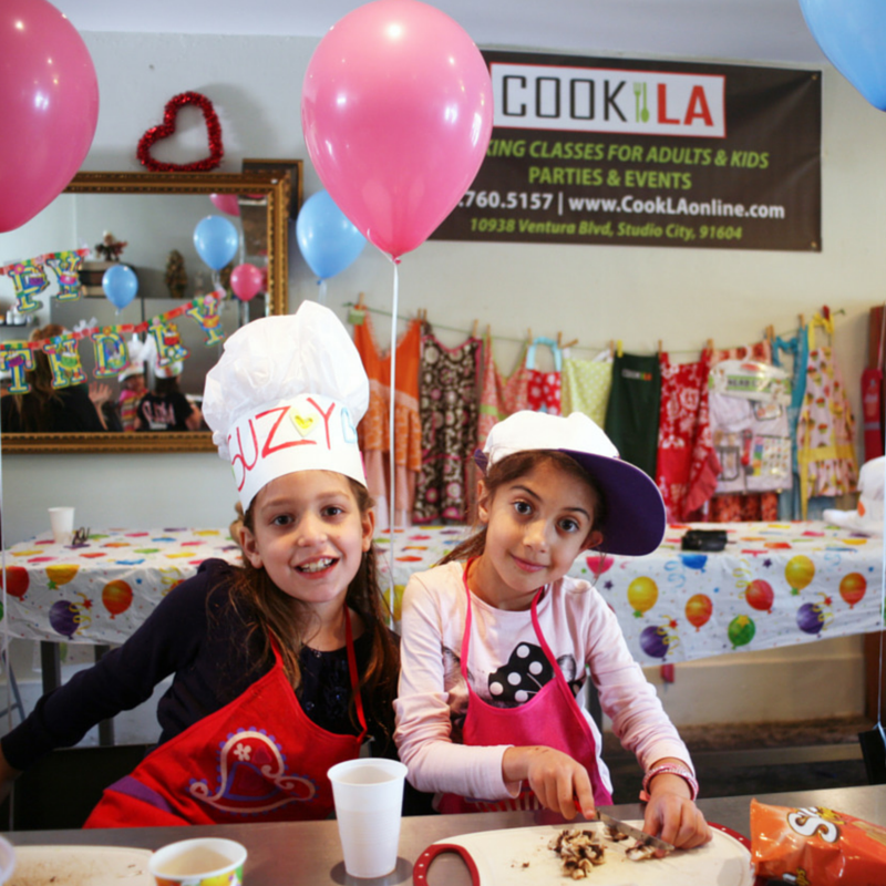 Cook LA Cooking Classes Training Chefs Los Angeles Studio City
